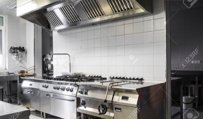 commercial kitchen fitters